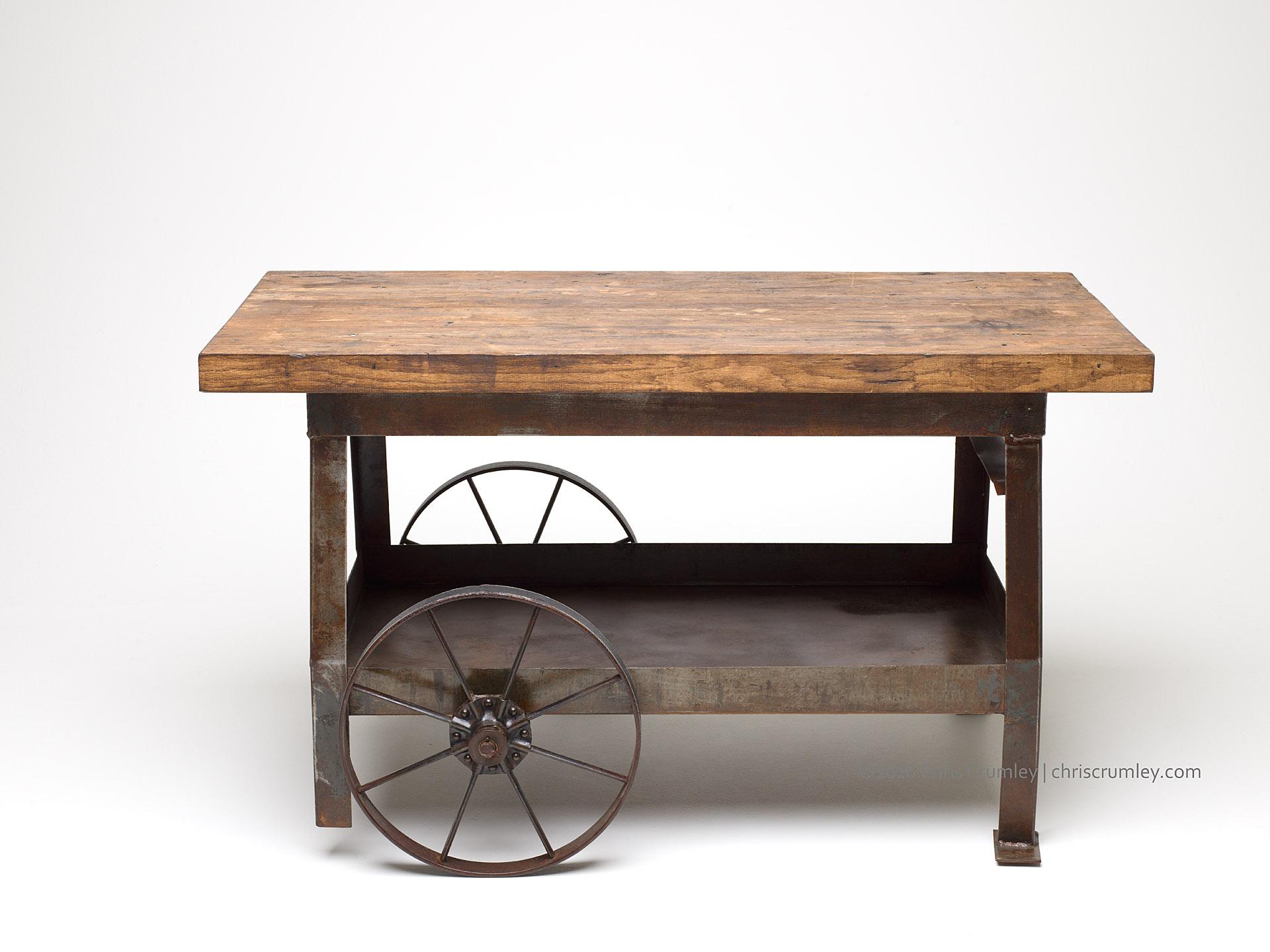 Welder's Cart