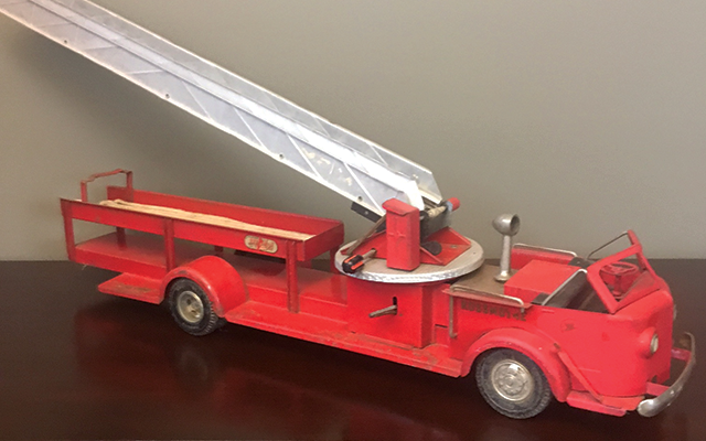 American La France Toy FireTruck