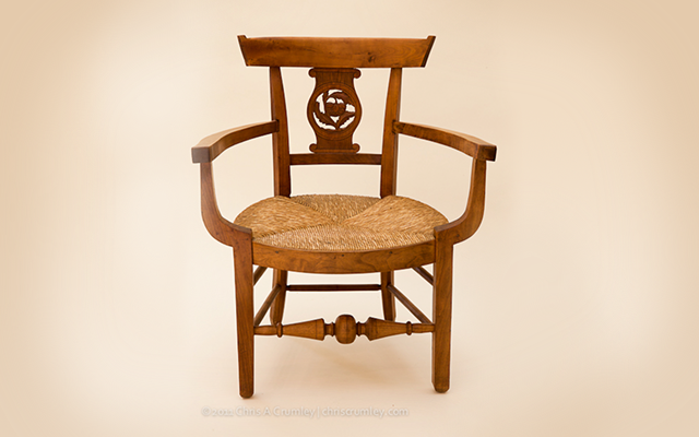Julia Child's Dining Chairs