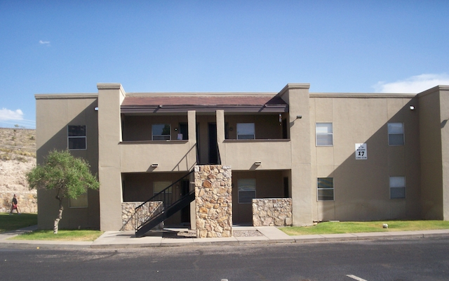 Santa Fe Place Apartments, El Paso, TX | Multifamily ...